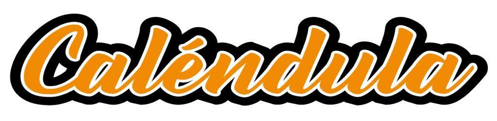 Logo Caléndula